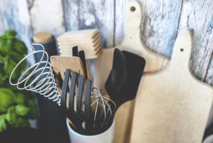 Inspiring Kitchen wedding registry continues