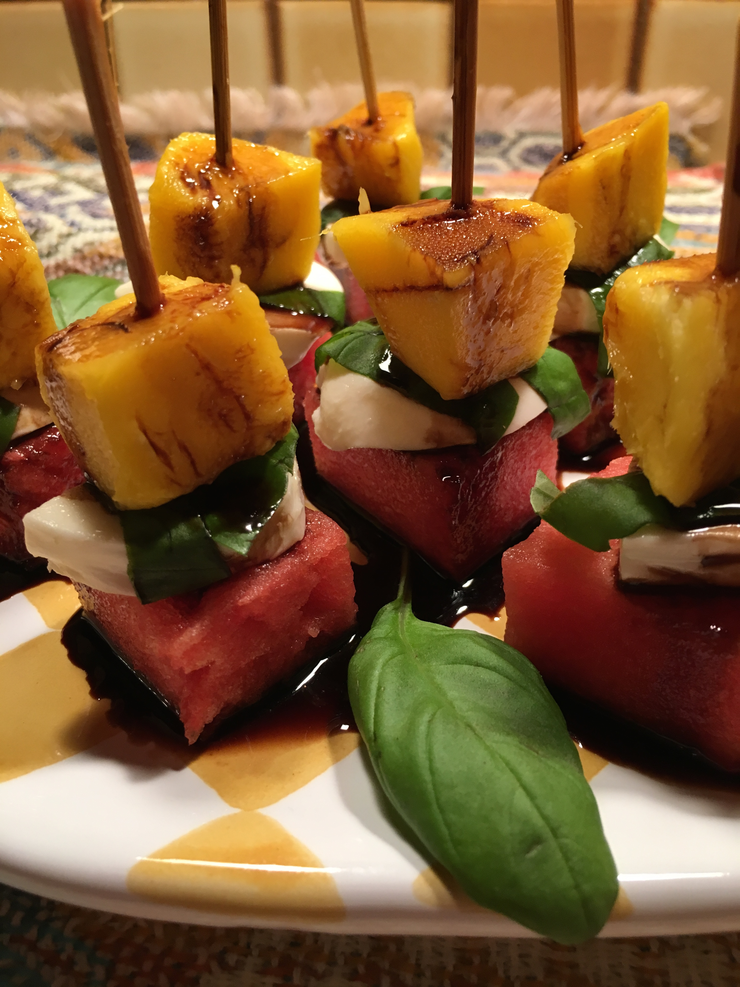Inspiring Kitchen Caprese Fresh Mozzarella