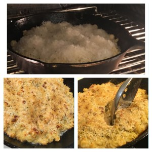 Inspiring Kitchen Mac and Five Cheese