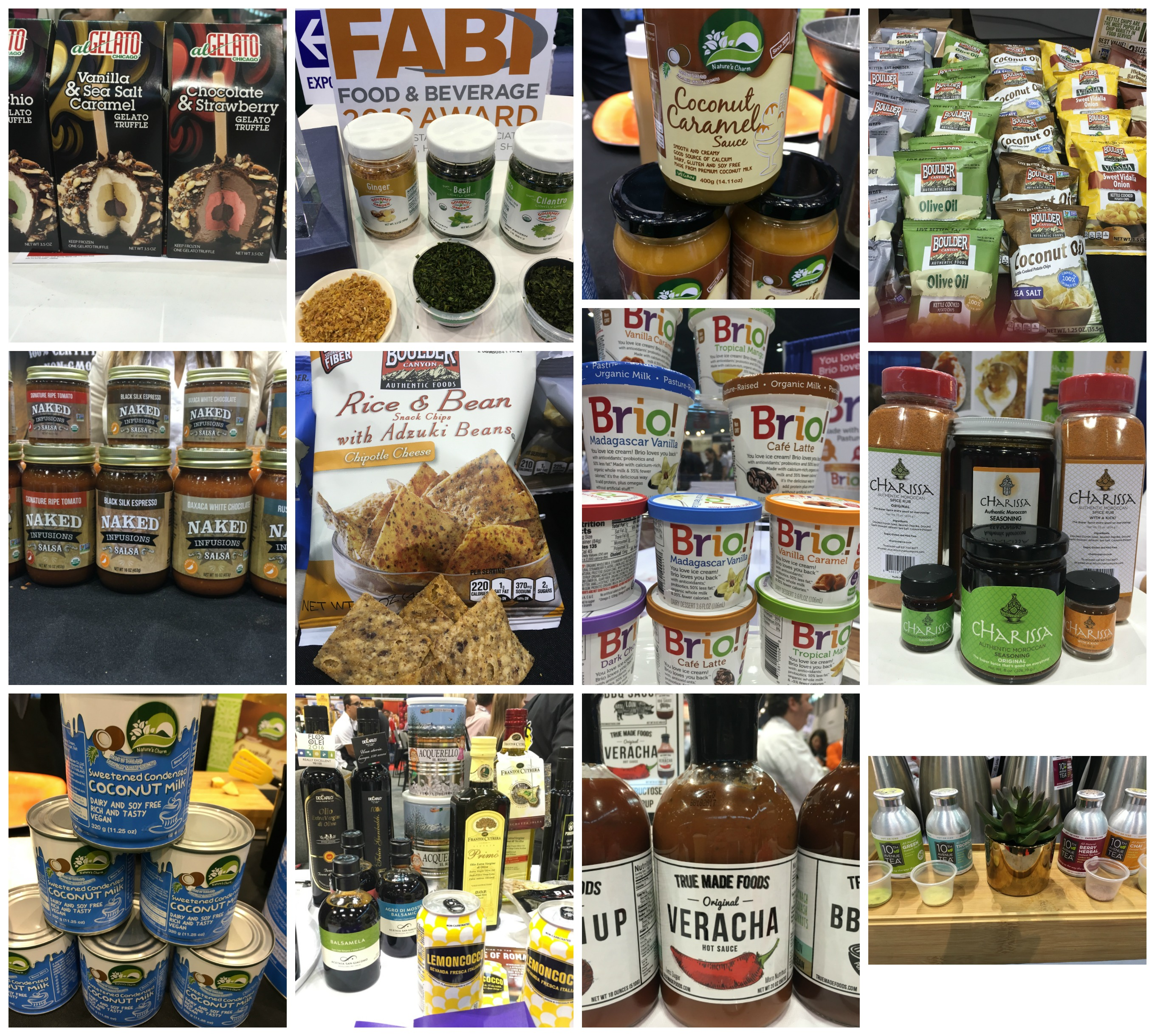 National Restaurant Association show 2016 trend