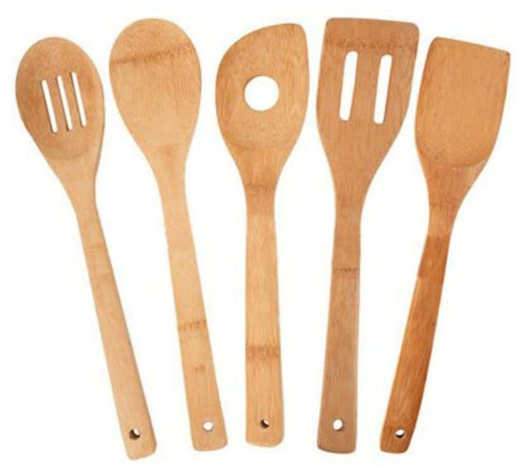 college kitchen wood spoons picm