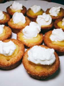 Sweet and Tangy Lemon Curd Cookie Cups Inspiring Kitchen