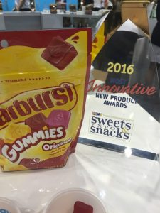 Trends from the Sweets and Snacks Expo 2016