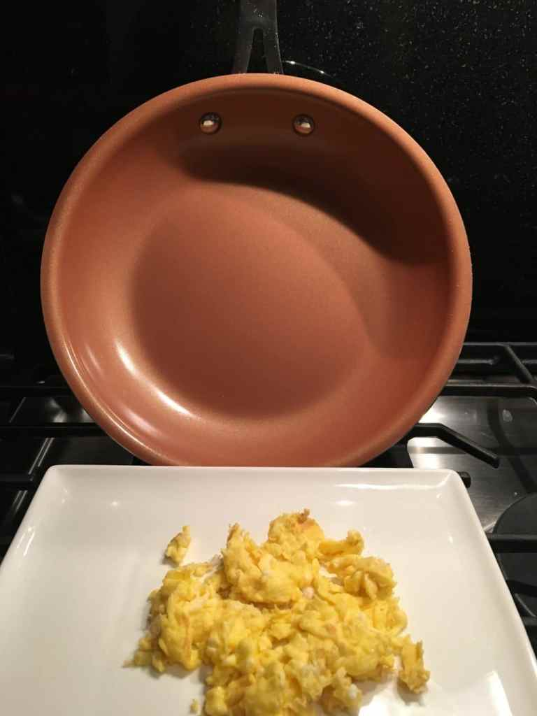 Is the Gotham Steel Ceramic Titanium Pan Really Non-Stick?
