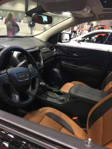 In the Driver Seat at the Chicago Auto Show