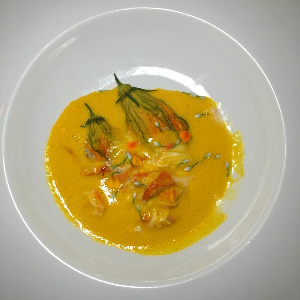 Rumi Spice Saffron Risotto the blanchard