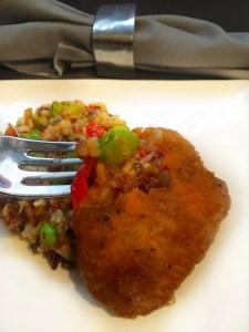 Dinner is Served: Marie Callender's Delights Panko Chicken