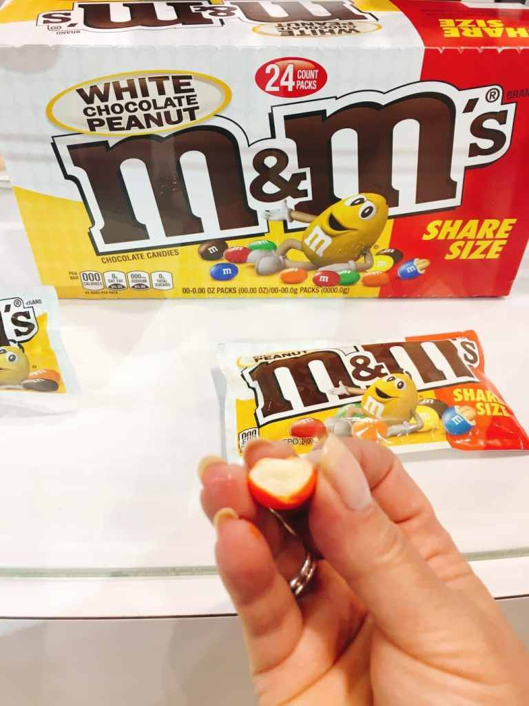 2018 Sweets and Snacks Expo Favorite Finds and Trends M & M's