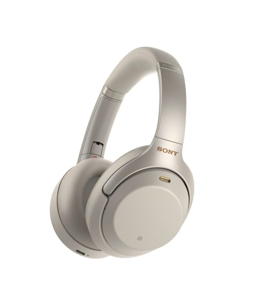 Sony Wows with Noise Canceling Wireless Headphones
