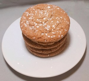 Holiday Traditions: Chewy Molasses Cookies