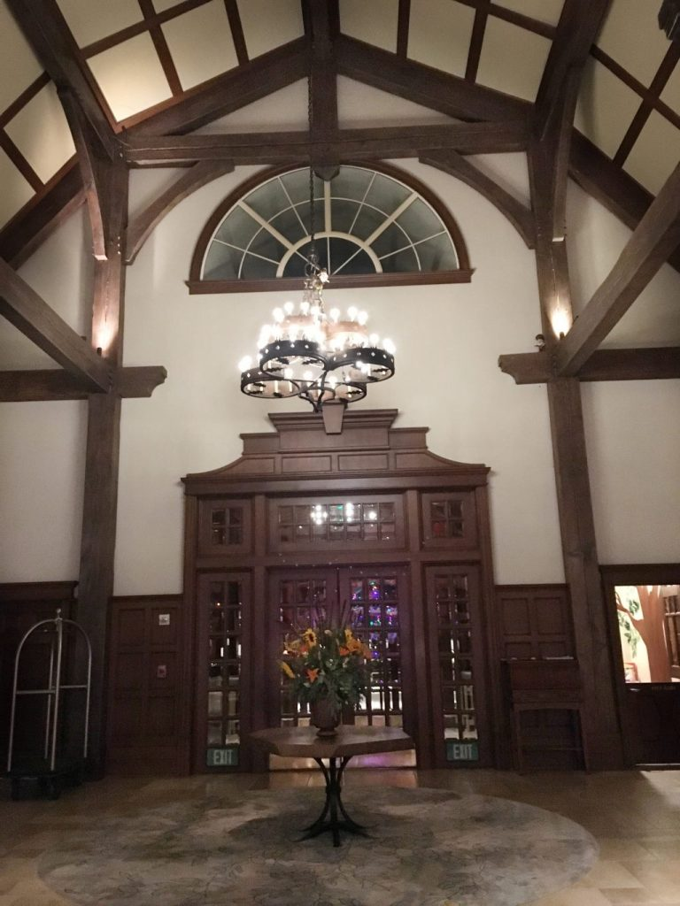 Ritz Carlton Reynolds Lake Oconee lobby