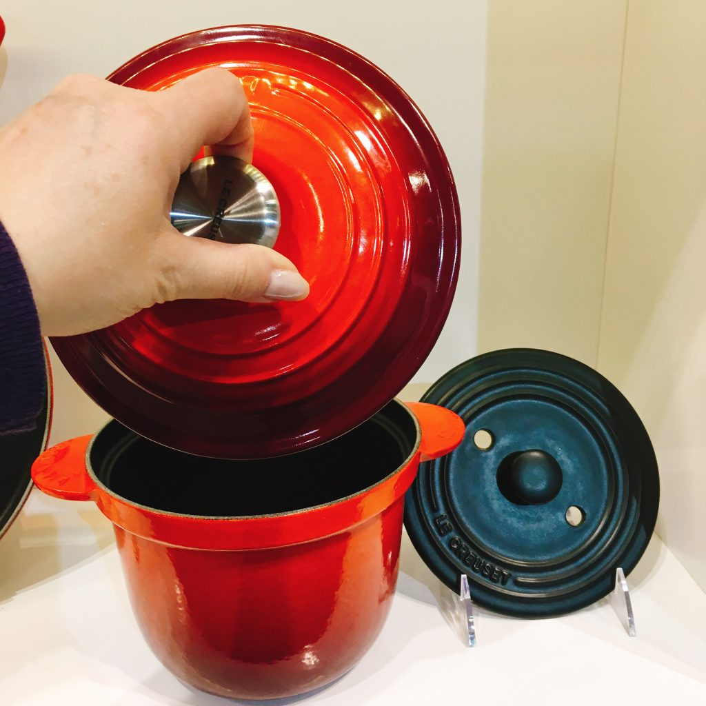 IHHS 2019 Le Creuset rice cooker