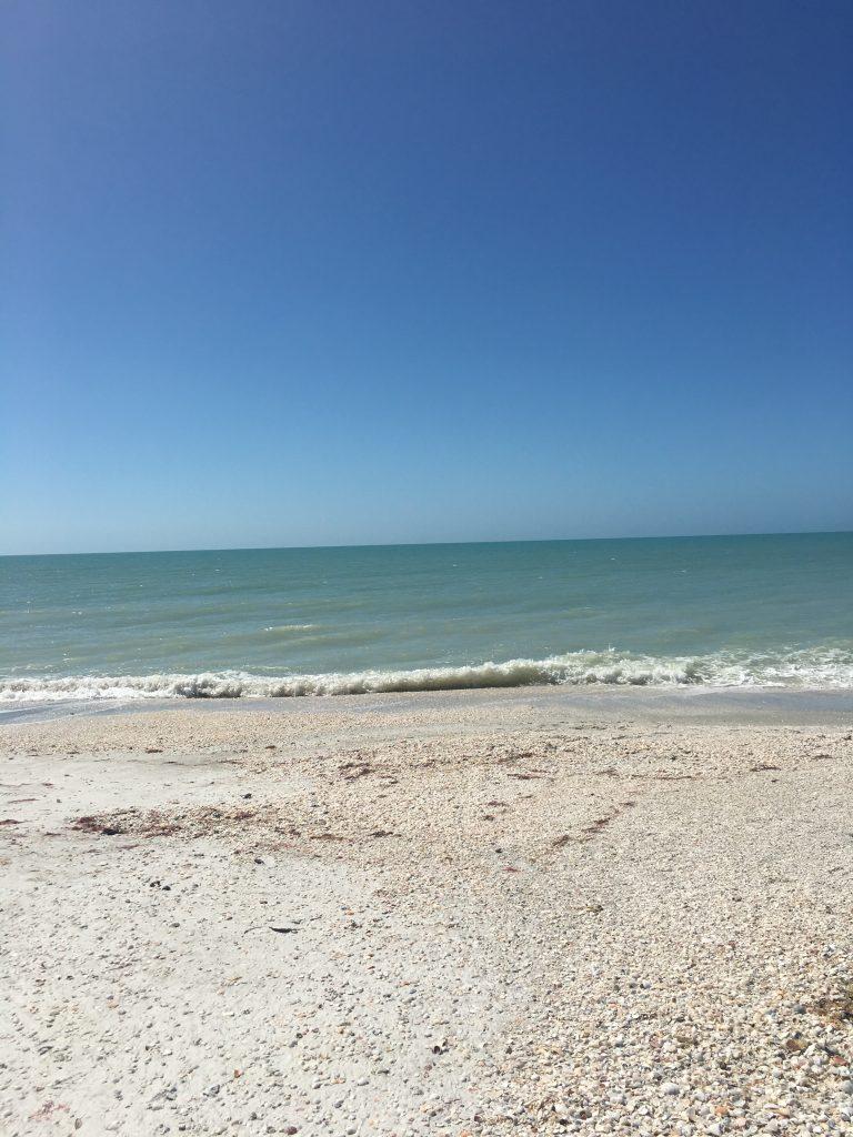 vacation Gulf Coast Florida beach