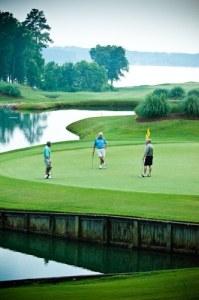 Ritz Carlton Reynolds Lake Oconee Linger golf