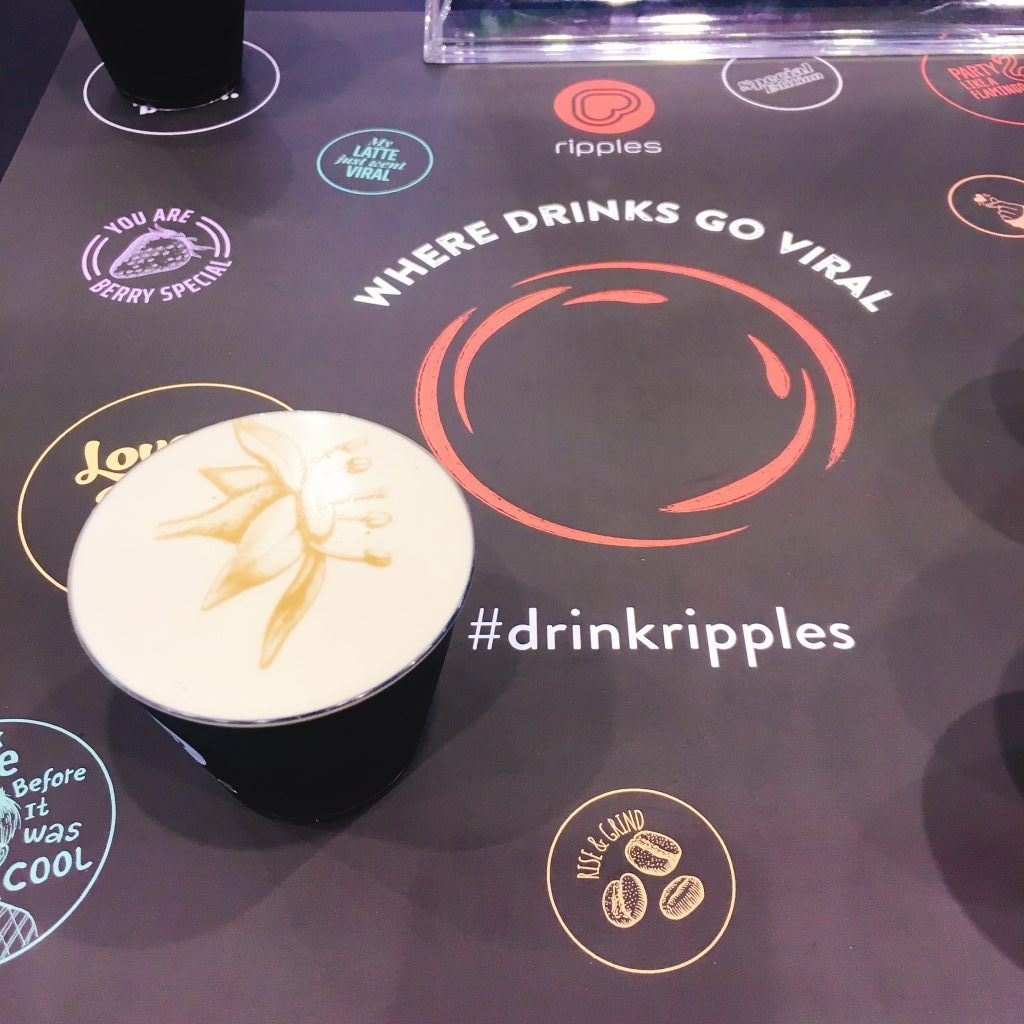 drink ripples cocktail design