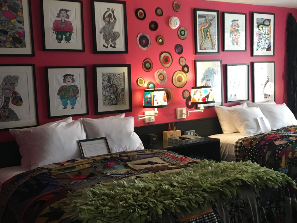 Saint Kate Arts Hotel Brings Art and Music to Milwaukee's Hospitality Scene