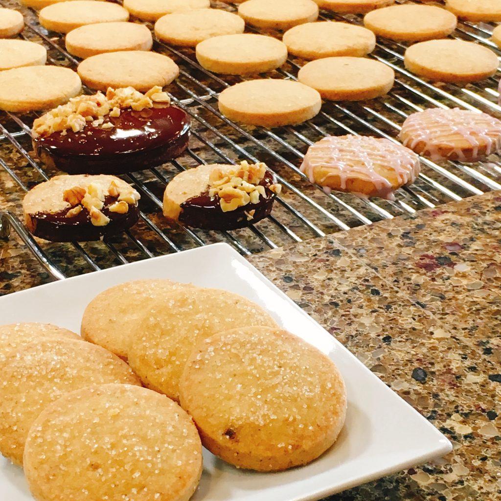 vanilla cookies Nielsen Massey Blueberry Crumb Coffee Cake Recipe