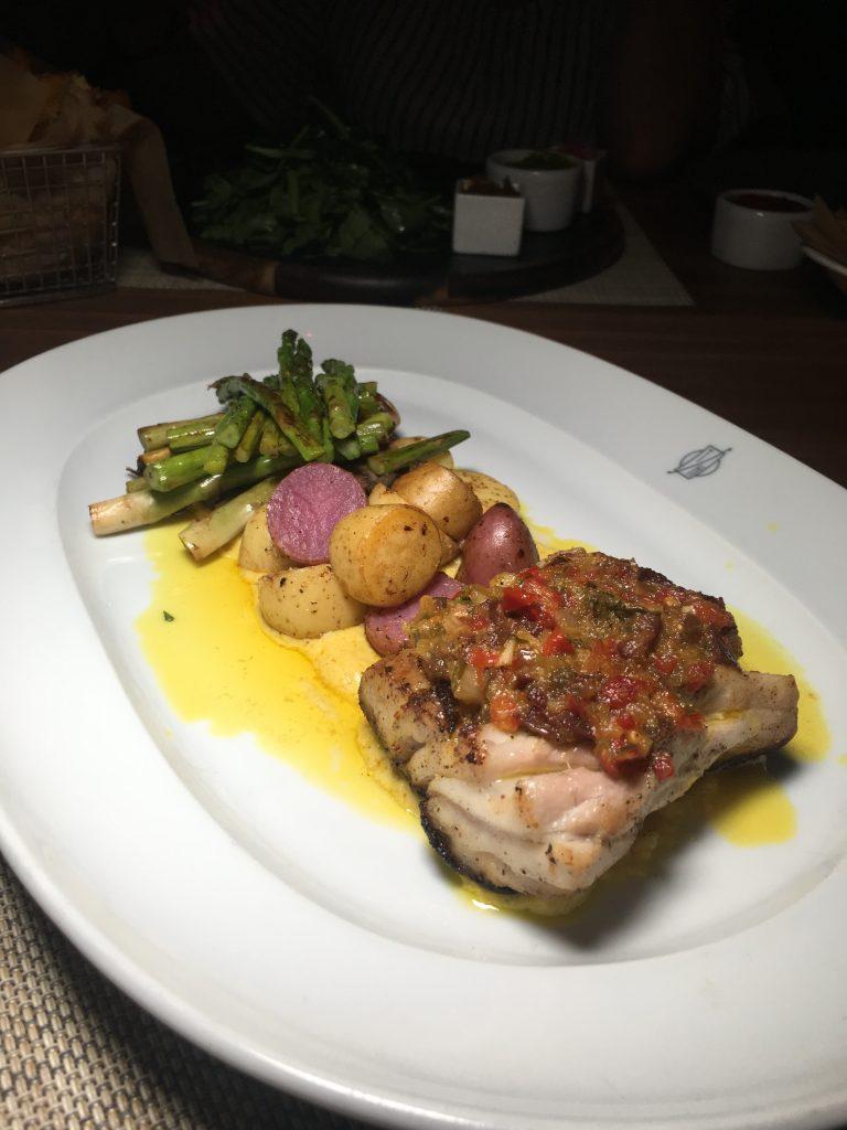 fish Sole Miami