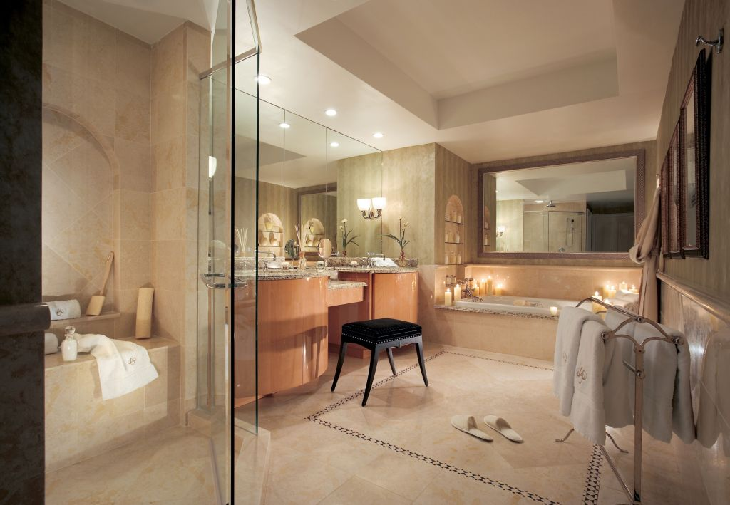 acqualina bathroom
