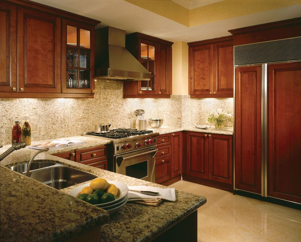 acqualina kitchen design