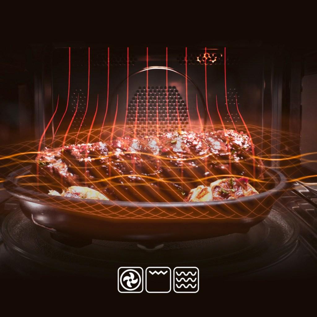 roast combi wave