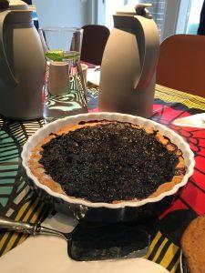 bilberry pie finland