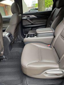 Mazda car seats