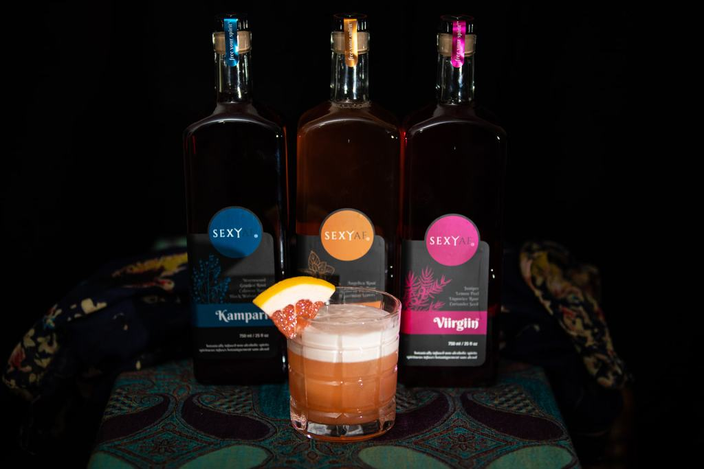 sexy af drinks spirits cocktails mocktails