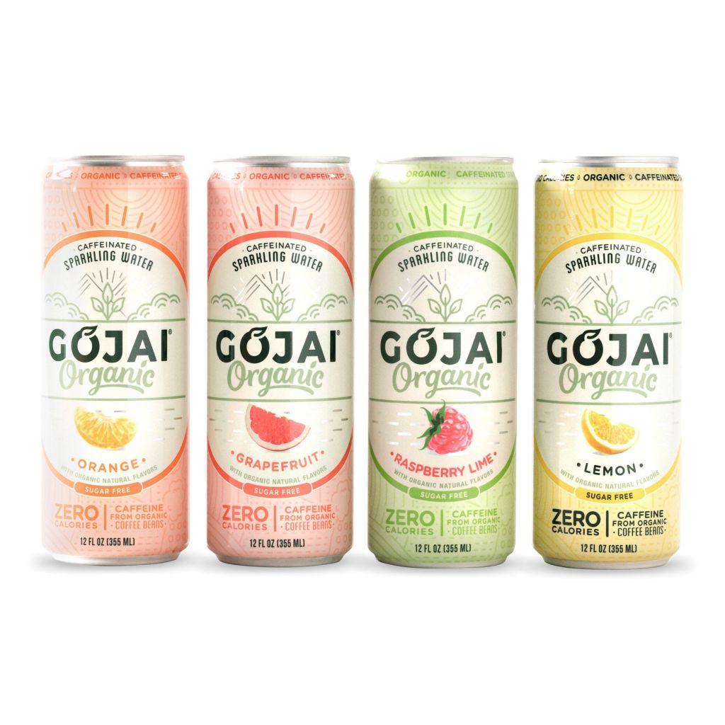 gojai sparkling drink