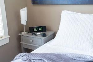 loftie alarm clock gift guide