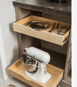 standmixer drawer