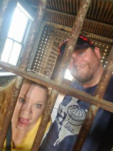 Things to do in Gonzales Texas- Jail Musuem
