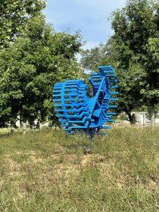 Art al Fresco, Boerne Texas walkable art adventure