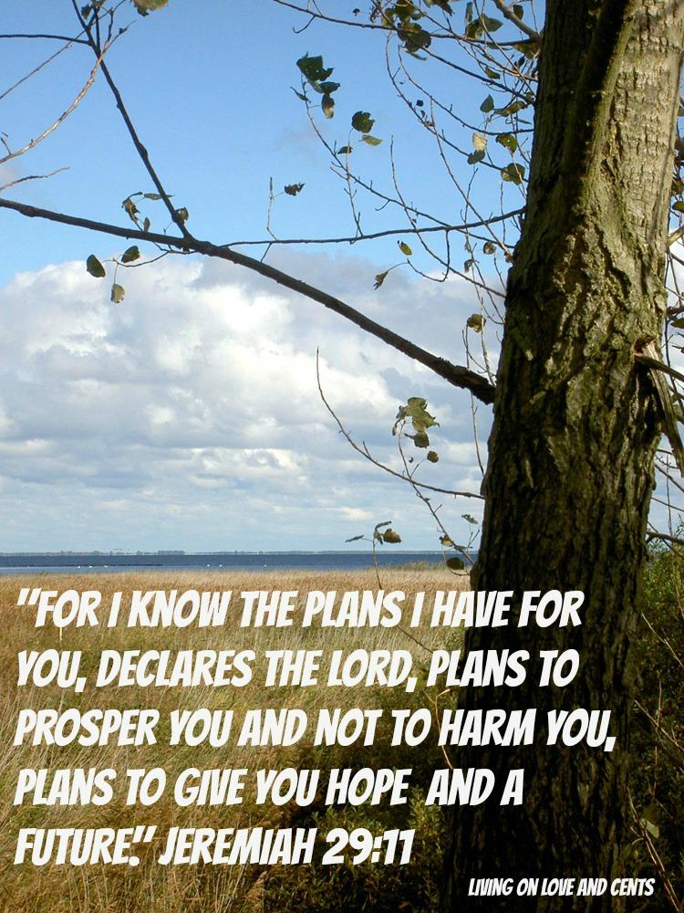Scriptures to Encourage