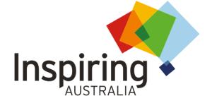 Inspiring Australia logo
