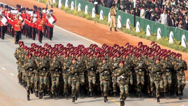 72nd Republic Rajpath Parade Image