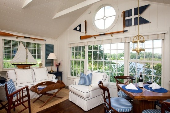 Tips To Decorate With A Beach House Theme