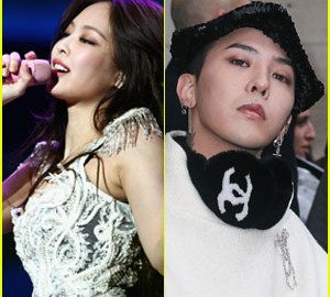 dispatch released news about blackpink jennie and Bigbangs G-Dragon dating