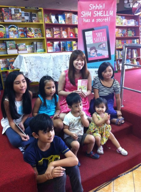 ShellyBookLaunch