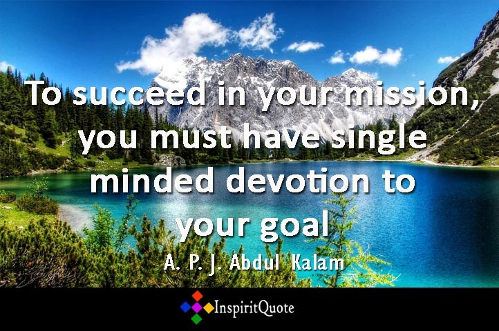 Dr A. P. J. Abdul Kalam Best Quotes & Thoughts Big Collection