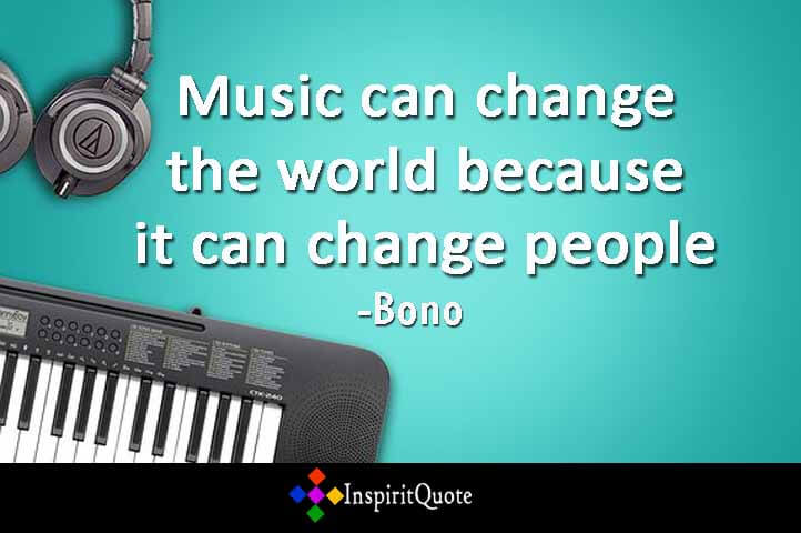 music inspirational quotes and sayings