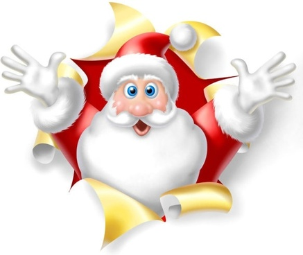 Free Pictures of Santa Claus
