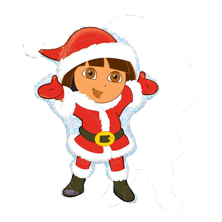 cute santa claus image