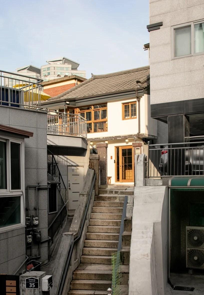 The shortlist for the wallpaper* design award for best new. Lim Tae Hee Design Studio Preserves Korean Architecture With Seoul Cafe Restoration Designboom Com Inssaidor