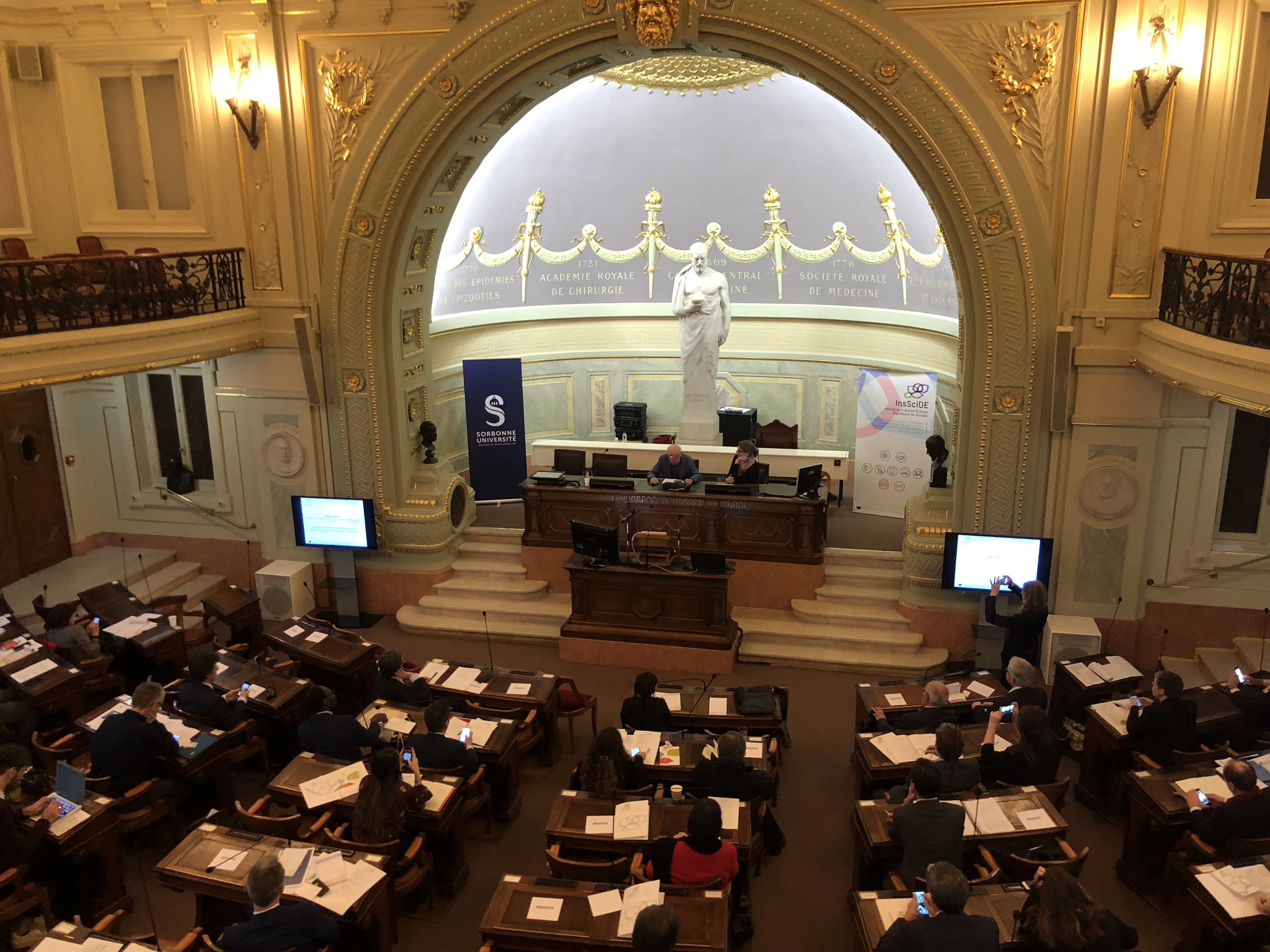 CNRS launches the project InsSciDE – Inventing a shared Science Diplomacy for Europe