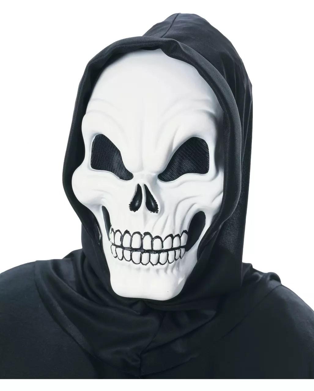 Scary Skeleton Mask For Halloween