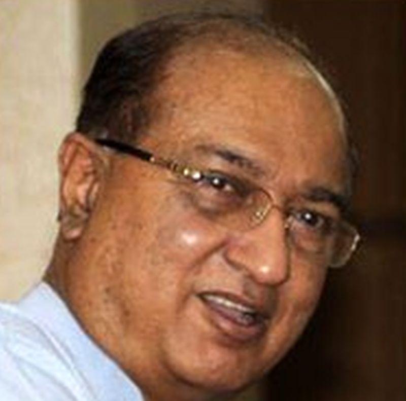Indian diplomat G. Parathasarathy