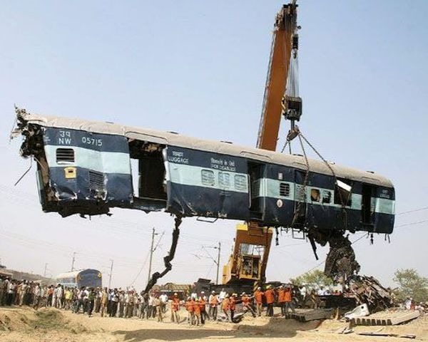 Sainthia Train Collision; 66 killed