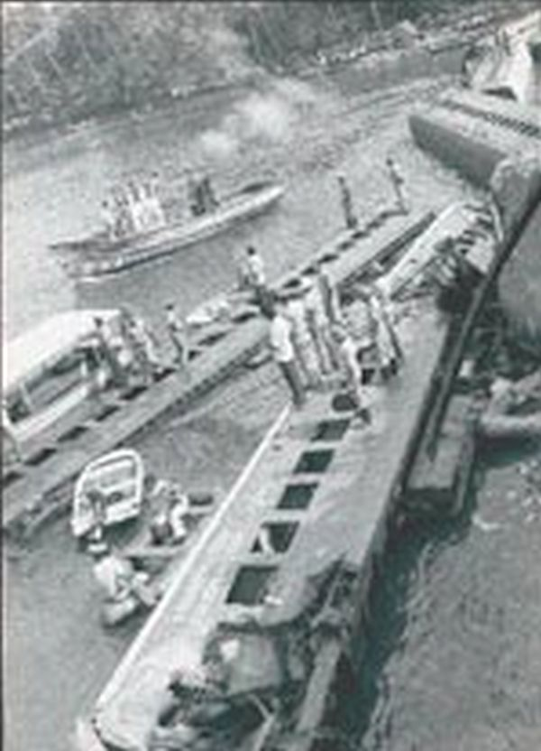 Train Disaster in Bihar