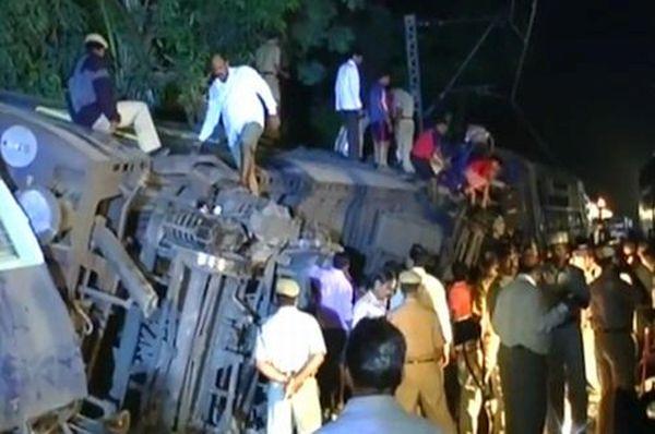 Vaibhavwadi train accident; 52 killed